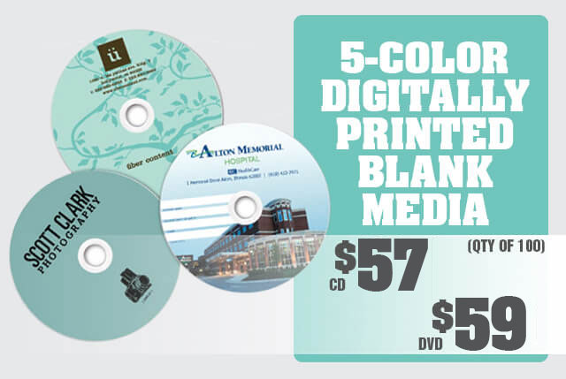 Cd Dvd Duplication Replication Printing Manufacturing Services