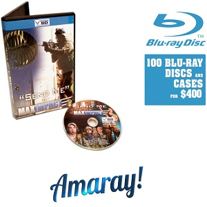 Blu Ray Duplication and Replication