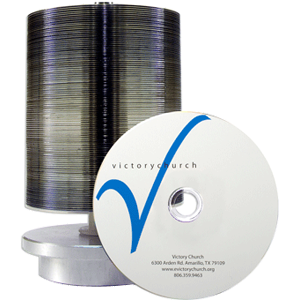 CD Silkscreen Printing