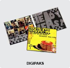 DVD In Digipaks
