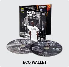 DVD In Eco Wallet