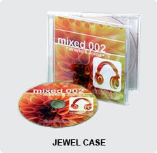 DVD In Jewel Case