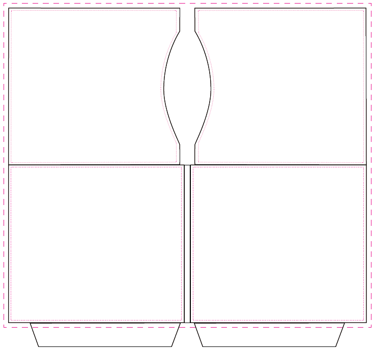 4 Panel 2 Pocket Jacket